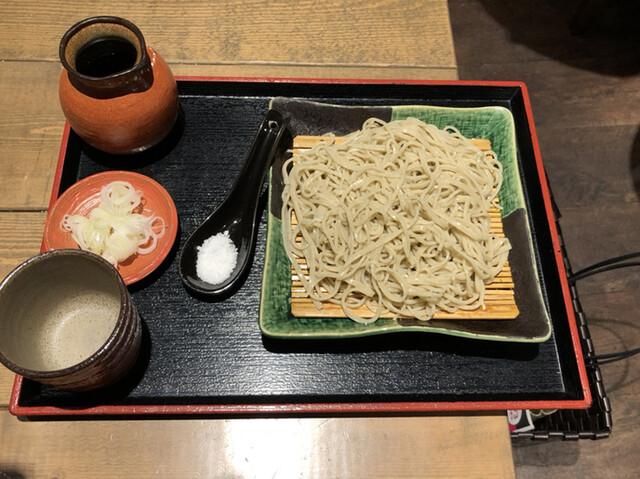 蕎麦 AKEBONOYAの料理の写真
