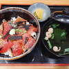 かつ田 - 料理写真:近海まぐろ丼