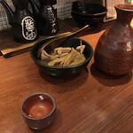博多野菜巻き串 餃子 きじょうもん -