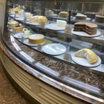 ハーブス - ショーケースケーキ