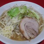 ラーメン二郎  - 料理写真:普通