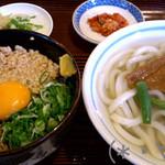 13958219 - 納豆定食(735円)