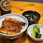 川栄 - 2012.7 うな丼(1,800円)