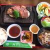 谷川岳ドライブイン お菓子の家 - 料理写真:赤城牛ステーキ:1800円