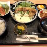 あじ処 城粋 koiki - チキン南蛮定食