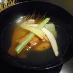 Mikuri - 金目鯛、松茸、冬瓜
