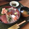 網納屋 - 料理写真:あみなや丼