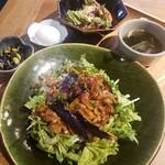 わっぱ堂 - カフェ丼ランチ