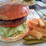 レッグオンダイナー - ハンバーガー