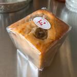 ブレッド・アート・ロード - バナナケーキのハーフ(¥395)