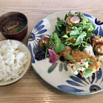 食堂 ファイダマ - faidama定食