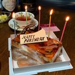 パティスリー ラ フォンティーヌ - 料理写真:『サンマルク』 3,564円(税込)