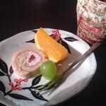 水戸 萩の間 - デザート