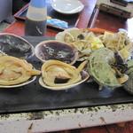 中義水産 - 料理写真:貝の盛り合わせ(二人前)