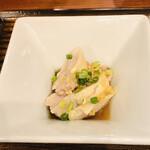 成都 陳麻婆豆腐 - 蒸し鶏