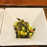 成都 陳麻婆豆腐 - 和え物