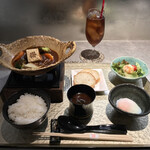 Sousakuryourisakura - 創作料理 櫻(東京都中央区銀座)ビーフシチュー御膳 1,500円