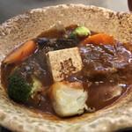 Sousakuryourisakura - 創作料理 櫻(東京都中央区銀座)ビーフシチュー御膳