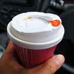 カフェ ド リュウバン - 本日のコーヒー