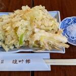 139624157 - 【2020/10】地葱の天ぷら