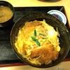 八幡天然温泉シーサイドスパ レストラン - 料理写真:カツ丼(700円)