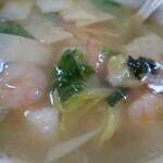 中華ラーメン 味来 - 料理写真: