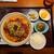 三希房 - 料理写真:冷やし担々麺@1050円
