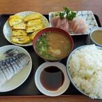 松川食堂 - 料理写真: