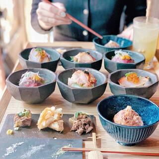 京都肉を使用したこだわりのランチ