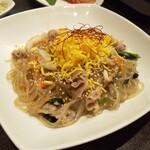 韓食堂 モクチャ - チャプチェ(韓国春雨の炒め)