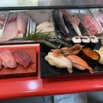 立喰 さくら寿司 - 3番ランチ ¥1,100(税込)