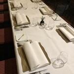 四間道レストランMATSUURA - ゆったりとした寛ぎの空間です☆