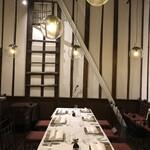 四間道レストランMATSUURA - 同じく四間道にあるミオ オルトさんに雰囲気が似ています☆