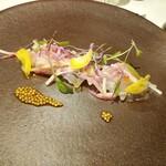 139645691 - 天然鮮魚のカルパッチョ