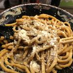 平太周 味庵 - 料理写真:味変で粉チーズ旨い