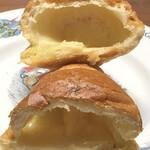 ダロワイヨ - 塩パンの断面