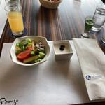 コンチネンタルレストランFirenze - 料理写真: