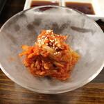 焼肉 誠之介 - 白菜キムチ