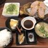 黒豚の館 - 料理写真:黒豚ひれかつ定食 2,500円