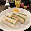 Kafeterasuozu - 料理写真:ミックスサンド ※寄ってみた