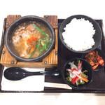 肉まる商店 - 料理写真:肉吸い定食