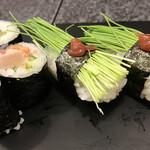 Sushizammai - ひもきゅーと芽ネギ