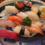 喜久寿司 - 大漁寿司