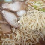大来軒 - 棹麺(カムミェン) 鉄棒で打った麺はコシがバッチリ!