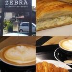 ゼブラ コーヒーアンドクロワッサン -