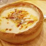 原価ビストロ チーズプラス - クワトロシカゴピザ