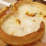 原価ビストロ チーズプラス - チーズがとろ〜り