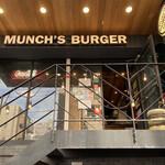 MUNCH'S BURGER SHACK -