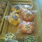 13967229 - かわいい菓子パン^^