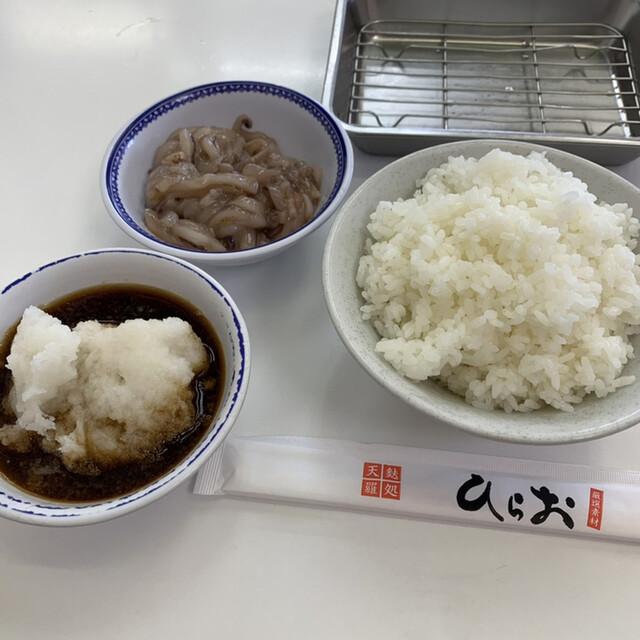 お 塩辛 ひら イカの塩辛が激ウマすぎ!福岡の天ぷら定食屋!ひらお早良店(野芥)